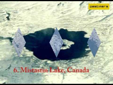 10 legnagyobb meteoritkráter