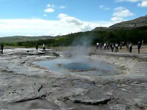 Gejzír – Izland