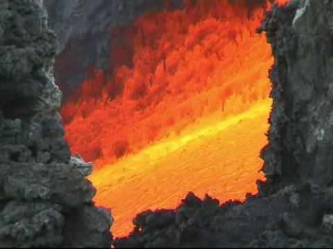Etna kitörése (2004)