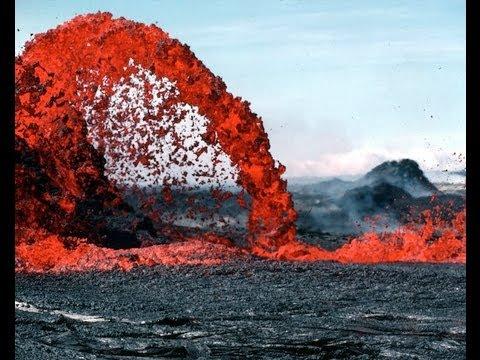10 aktív vulkán
