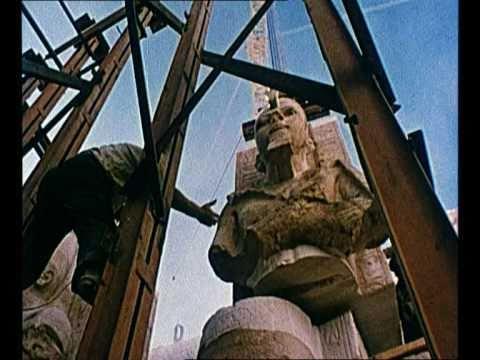 Abu Simbel átépítése
