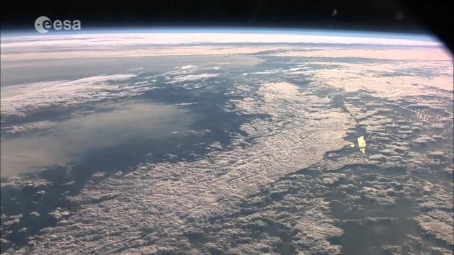 Föld az űrből