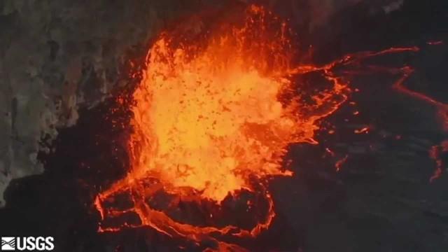 Kilauea vulkán