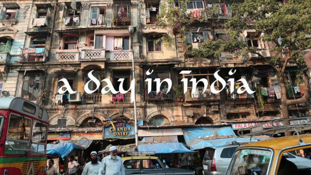 Indiai életképek