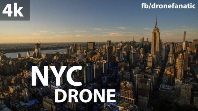 New York – felülről