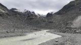 A Morteratsch-gleccser olvadása