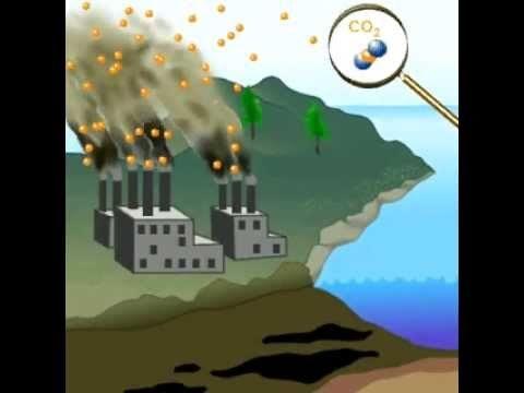 A szén-dioxid-kibocsátás
